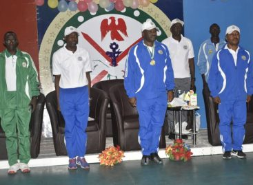 CDS Barracks Youth Sports end with crowning of New Champions