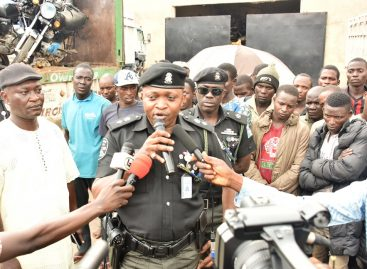 Police releases 123 Nothern youths detained in Lagos state