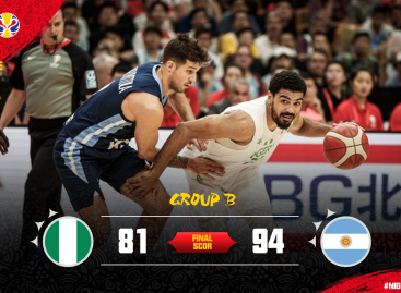 FIBA World cup: Hard fighting D'Tigers stumble against Argentina