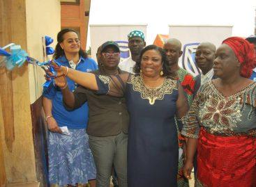 Stanbic IBTC upgrades infrastructure in Lagos School