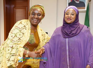 FCT Minister Of State Pledges To Support AWC