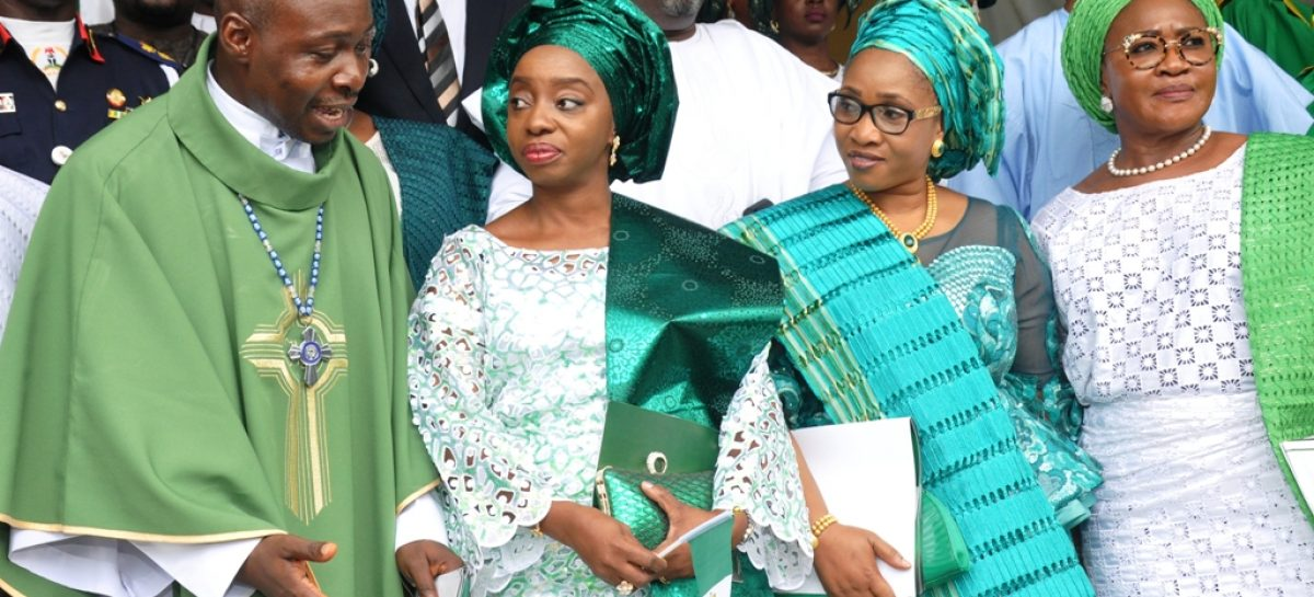 INDEPENDENCE: SANWO-OLU SAYS THERE IS HOPE FOR NIGERIA