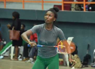 Badminton: EGYPTIAN EMBASSY MAY SCUTTLE NIGERIA'S OLYMPIC HOPE