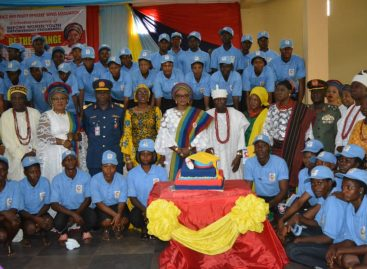 EKITI FIRST LADY EXTOLS DEPOWA FOR EMPOWERING 300 UNEMPLOYED WOMEN YOUTHS