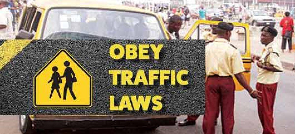 Inferno: Your Vehicles Safe, LASTMA Tells Traffic Violators