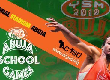 2019 YSM Abuja School Games: Schools declare readiness