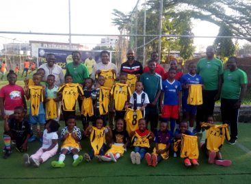 Former Super Eagles player, Ajilore launches football clinic in Abuja