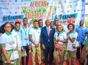Youth&Sports Minister Launches New DEEL for Nigerian Youths