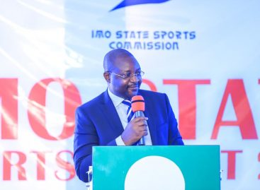 Minister identifies absence of political will as the bane of sports development in Nigeria