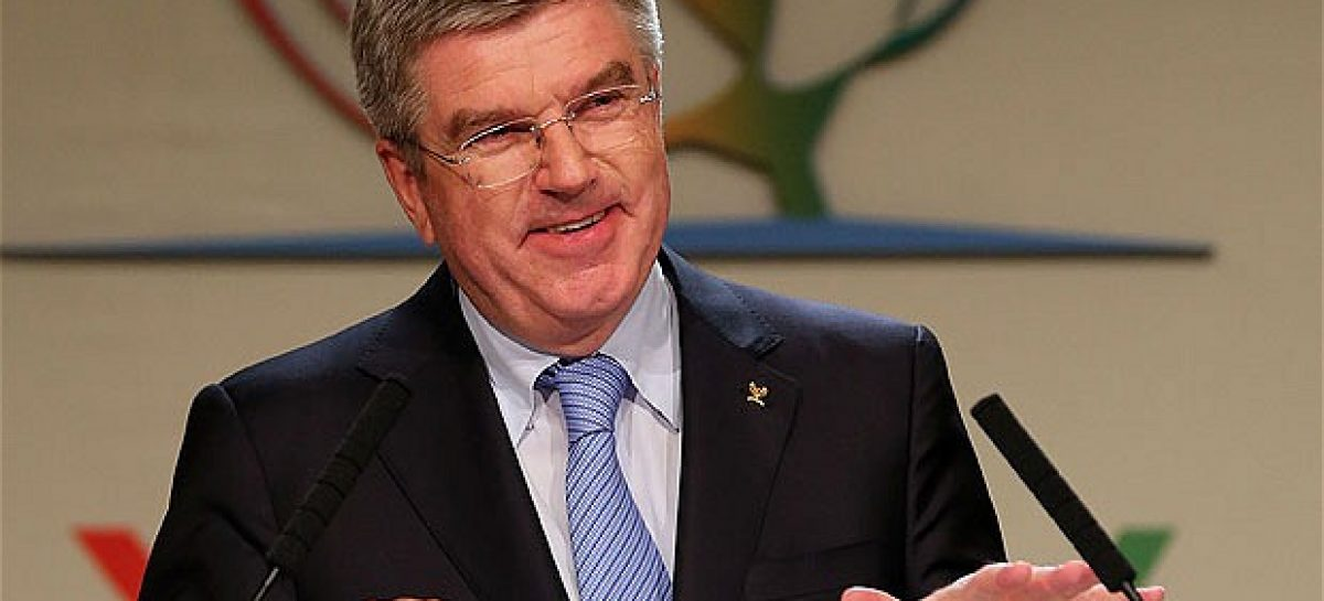 Sunday Dare reals out benefits of the IOC President visit to Nigeria
