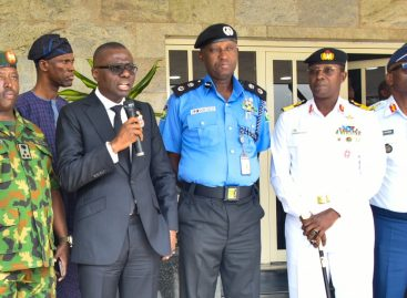 GOV. SANWO-OLU OFFERS AMNESTY TO CULTISTS IN LAGOS