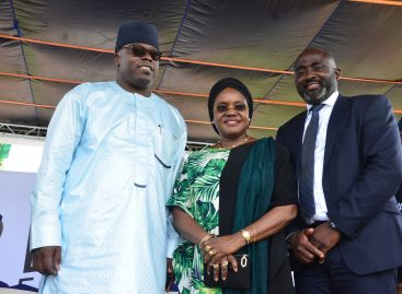 Stanbic IBTC Reiterates Commitment To Agric Devt.