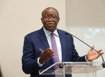 (Photos)FAYEMI IN THE US, SAYS LEADERS MUST BE HELD ACCOUNTABLE