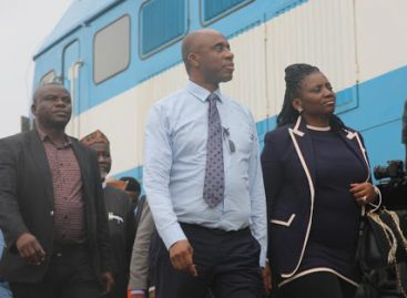 Amaechi assures Lagos-Ibadan Railway readiness by April 2020