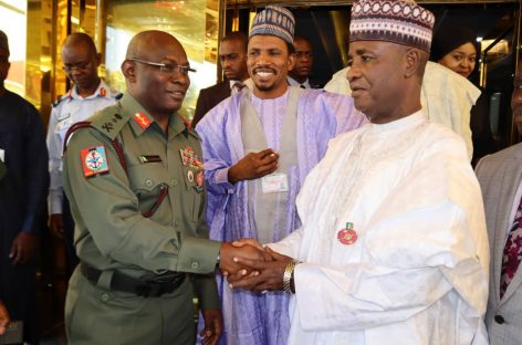 SENATE CHARGES NIGERIAN ARMED FORCES ON SUSTAINABLE OPERATIONS