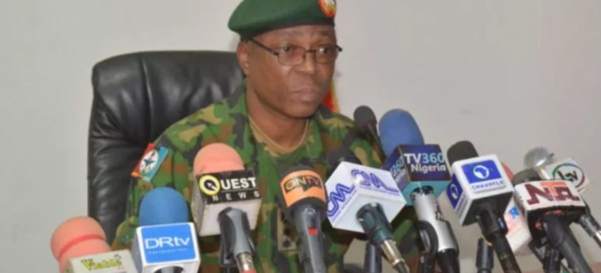 End SARS: Allege killing of protesters by Soldiers at Lekki toll gate, Nigerian Army says it is Fake news