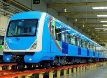 Traffic Congestion: Lagos To Test Run Blue Rail Line in December 2020