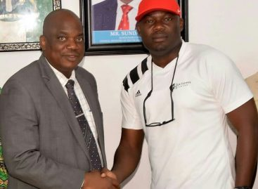 AFN FEDERATION PRESIDENCY IS CALL TO SERVICE-     ADESOLA
