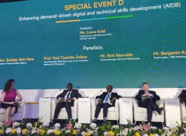 Minister Takes DY.ng to African Economic Conference
