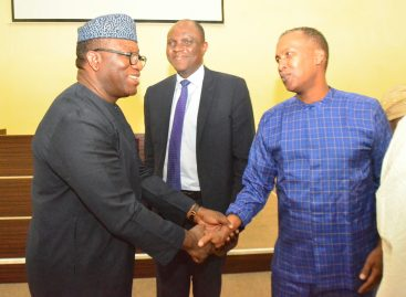 FAYEMI INAUGURATES GOVERNING COUNCIL FOR COLLEGE OF AGRIC