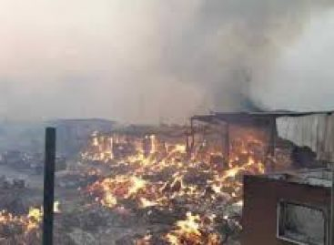 Sanwo-Olu Orders Investigation into Amu Market Inferno