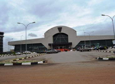 Asaba International Airport Re-opens