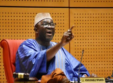 ECOWAS Parliament: 'Go Home if you want to', Speaker tells Hon. Wase, others