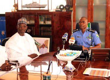 Nasarawa Governor meets with Notorious kidnapper, reveals outcome to IGP
