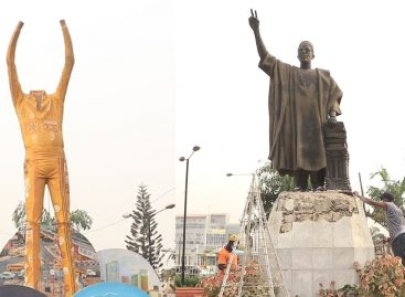How Lagos govt reacts to story of Fela, Awo's statues demolition