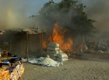 NAF's 'Operation Rattle Snake 2′ neutralizes Boko Haram Terrorists' camp in Bornu