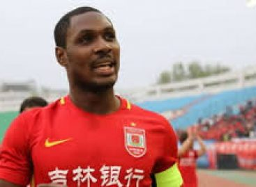 Just In: Man U considering Ighalo's move