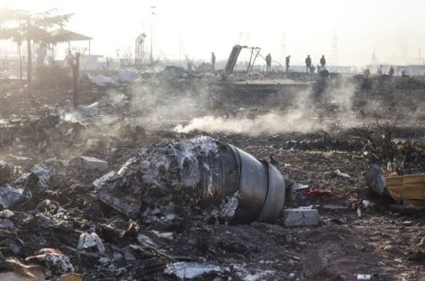 Confession: Iran admits to shooting down of Ukrainian passenger jet, but….