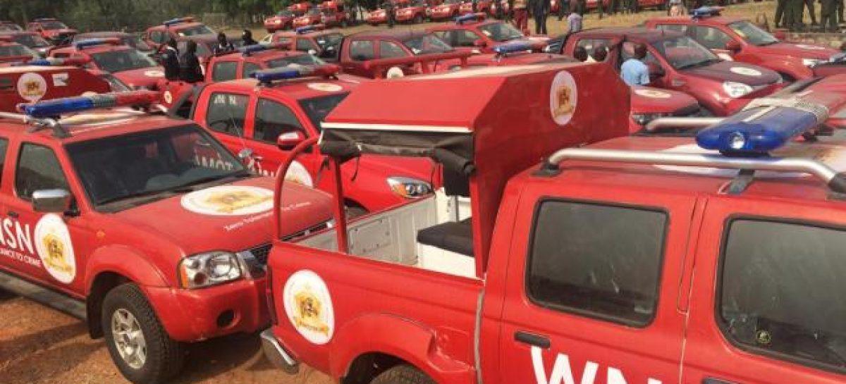 Fayemi inaugurates 'Amotekun' in Ekiti