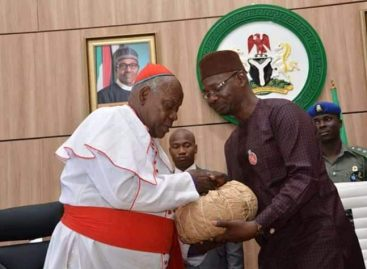 I'm Governor for all, Engineer Sule assures Nasarawa CAN