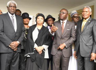 Sanwo-Olu Vows To Uphold Sanctity Of Judiciary