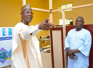Engineer Sule disgusted over mismanagement of Lafia incubation centre