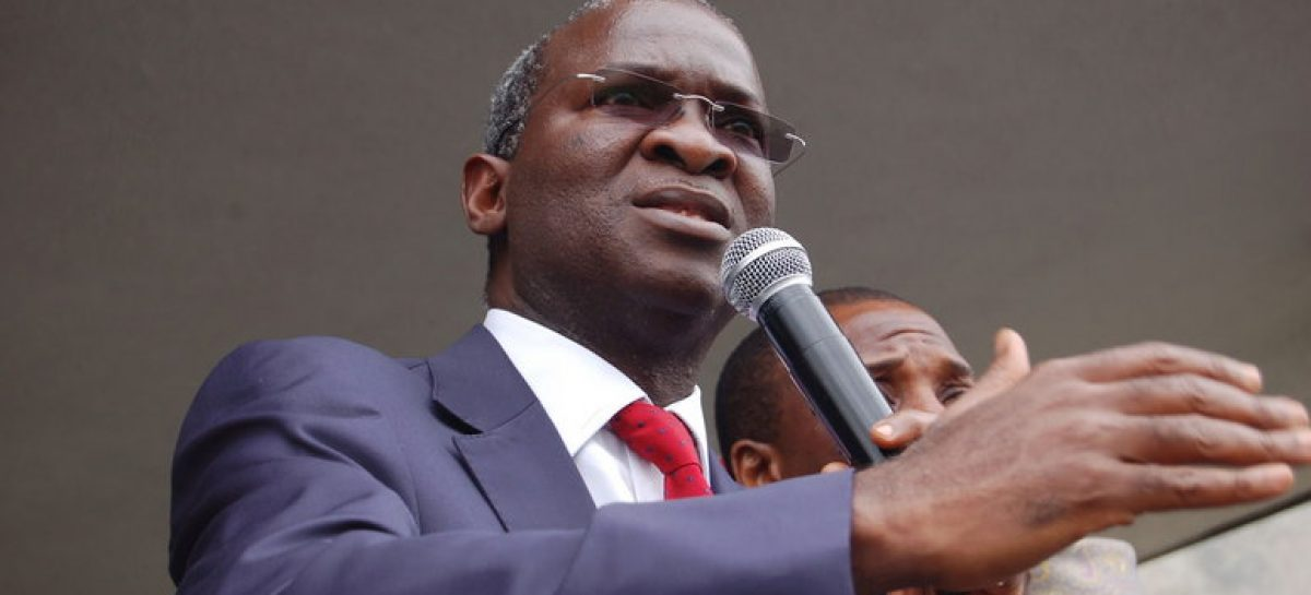 2023: PDP Berates Fashola, Task Minister to Respond to N4.6bn Fraud Allegation