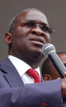 """Fashola tampered with evidence at Lekki toll gate"" Adegboruwa, SAN alleges"