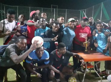 Former Super Falcon player, Emily hails quality of football talents in FCT