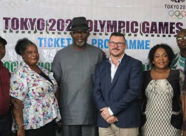 Tokyo 2020 Olympic: Kingdom Sports Group hails Nigerian sports prowess