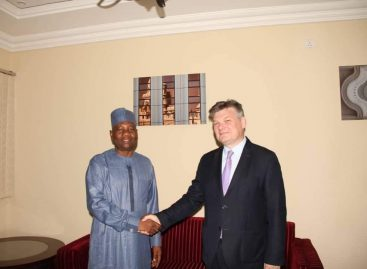 Nasarawa to benefit from bilateral ties with Hungary in agriculture, scholarships
