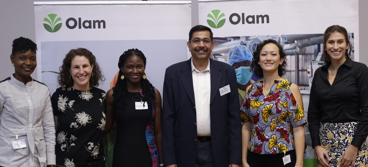 Olam Partners MIT Solve for Sustainable Food Systems Solutions