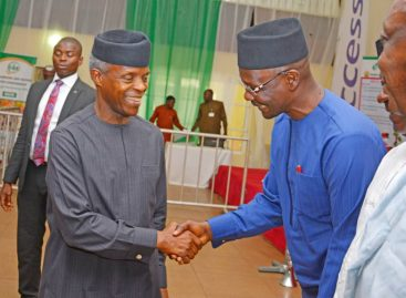 Nasarawa to collaborate with FG on MSMEs' shared facilities