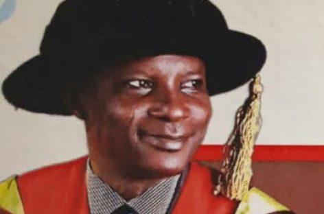 FG APPOINTS PROF. AYELERU DIRECTOR OF NIGERIA FRENCH LANGUAGE VILLAGE