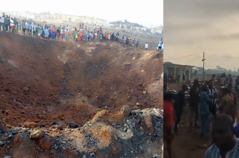 Akure explosion: You won't believe what caused it!