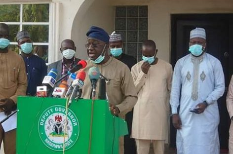 COVID-19: Nasarawa to cut cost of governance by 60 percent in April