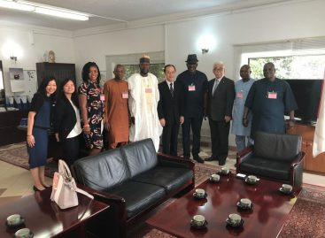Japanese Embassy promises more support for Badminton Federation of Nigeria