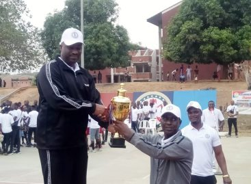 Chief of Defence Staff committed to Empowering Youths through Sports