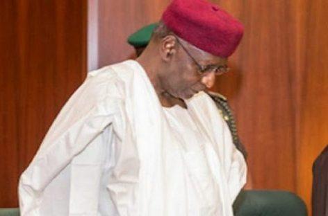 Senate President mourns Abba Kyari