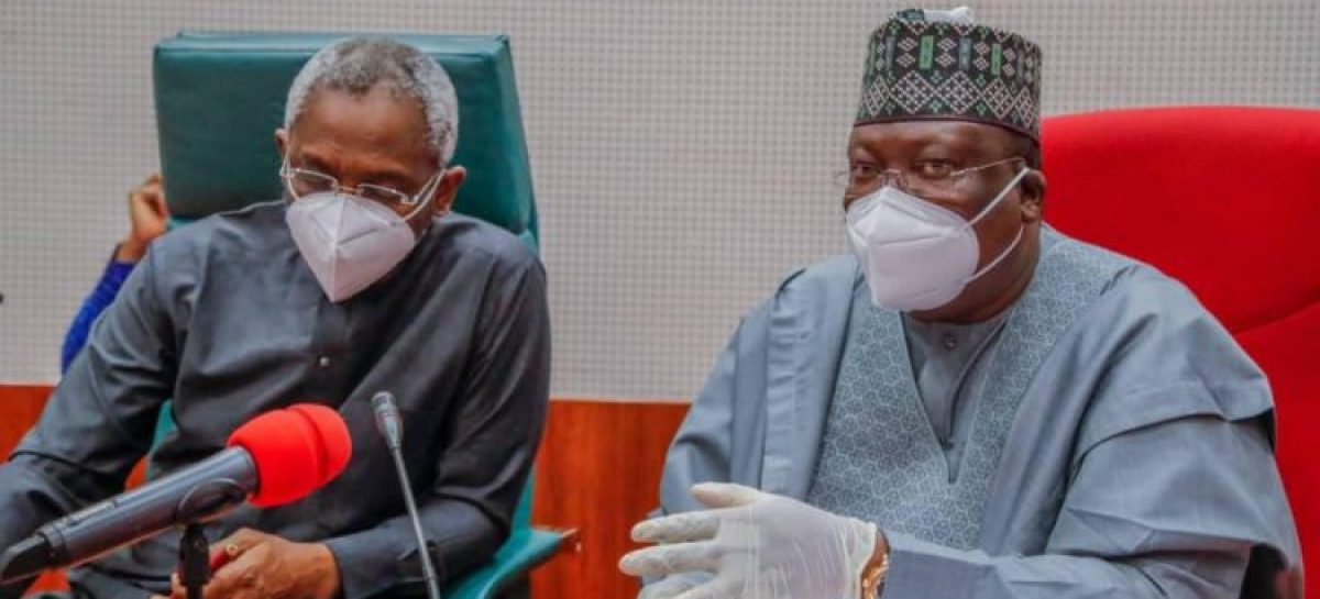 Senate to suspend plenary next Tuesday to begin budget defence – Lawan